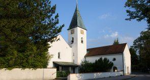 Pfarrkirche St. Peter und Paul, Grünwald