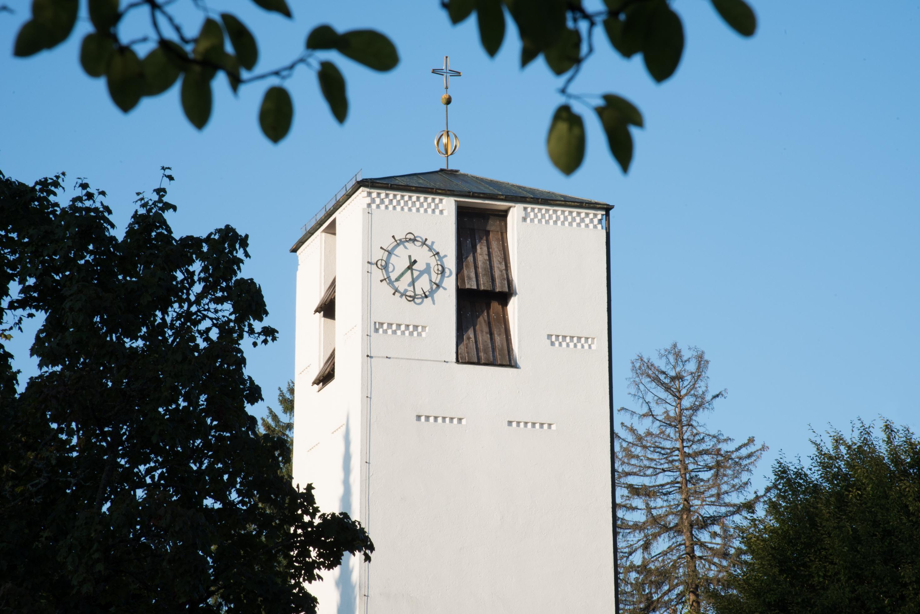 Turm von Maria Königin