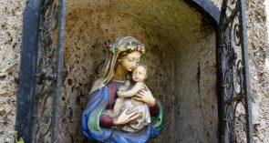 Friedhof PP Maria
