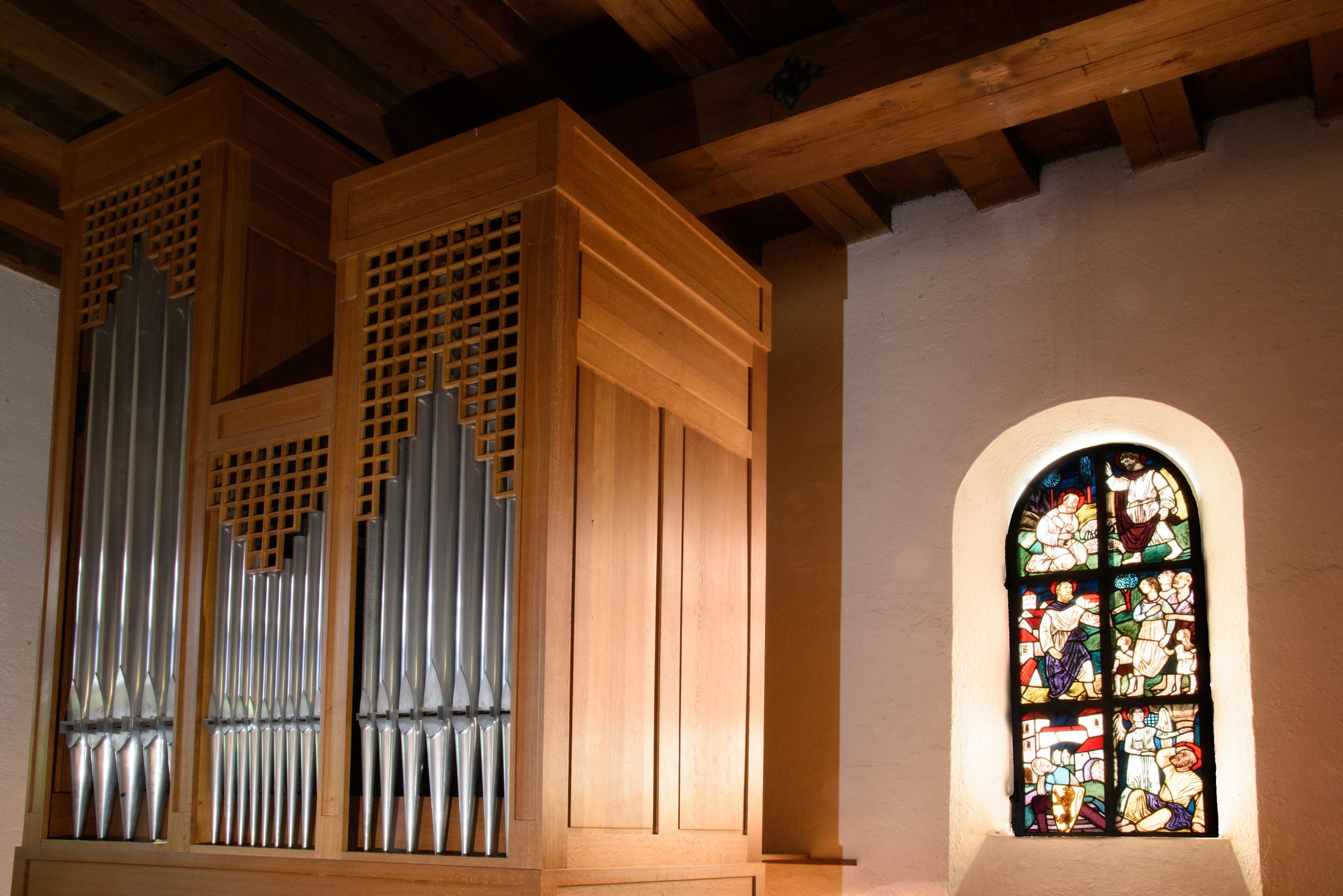 Orgel St. Peter und Paul