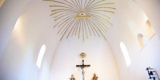 Chorraum St. Peter und Paul