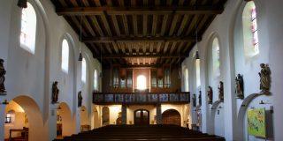 Orgelempore St. Peter und Paul