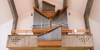 Orgel von Maria Königin