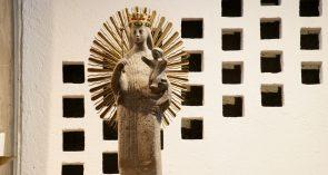Maria Königin Marienfigur