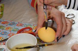 Basteln&Backen mit Kindern zu Ostern