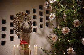 MK Weihnachten Christmette Maria