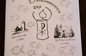 Erstkommunion PP