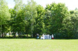 Fronleichnam 02.06.2021 Hubertuswiese